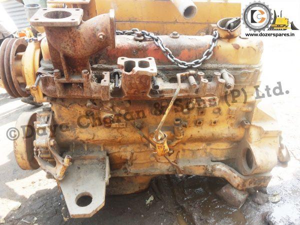 Komatsu Bulldozer Engine