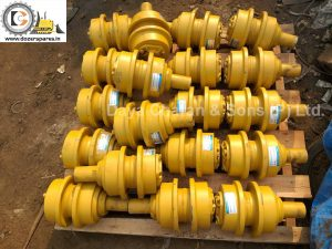 Carrier Rollers for Komatsu D50