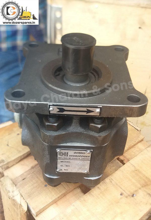 Clutch pump - D50 Bulldozer 3