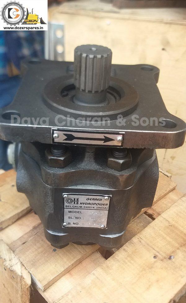 Clutch pump - D50 Bulldozer 2