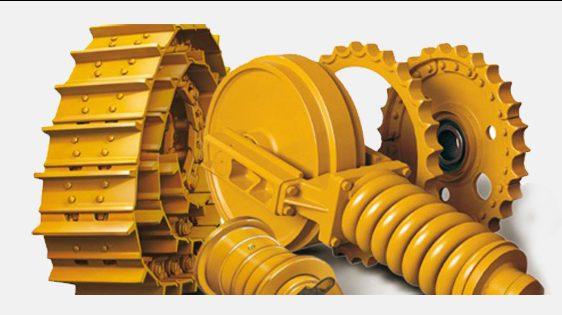 Bulldozer Spare-Parts